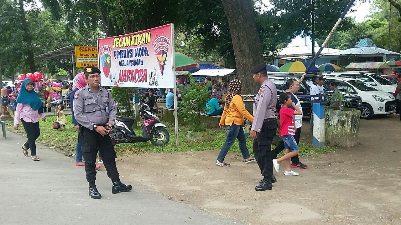 Hari Libur Ka Spk Melakukan Patroli Bursa Mobil Taman Ria