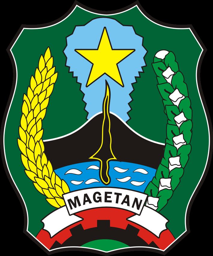 Logo Kabupaten Magetan Kumpulan Lambang Indonesia Taman Ria Maospati Kab