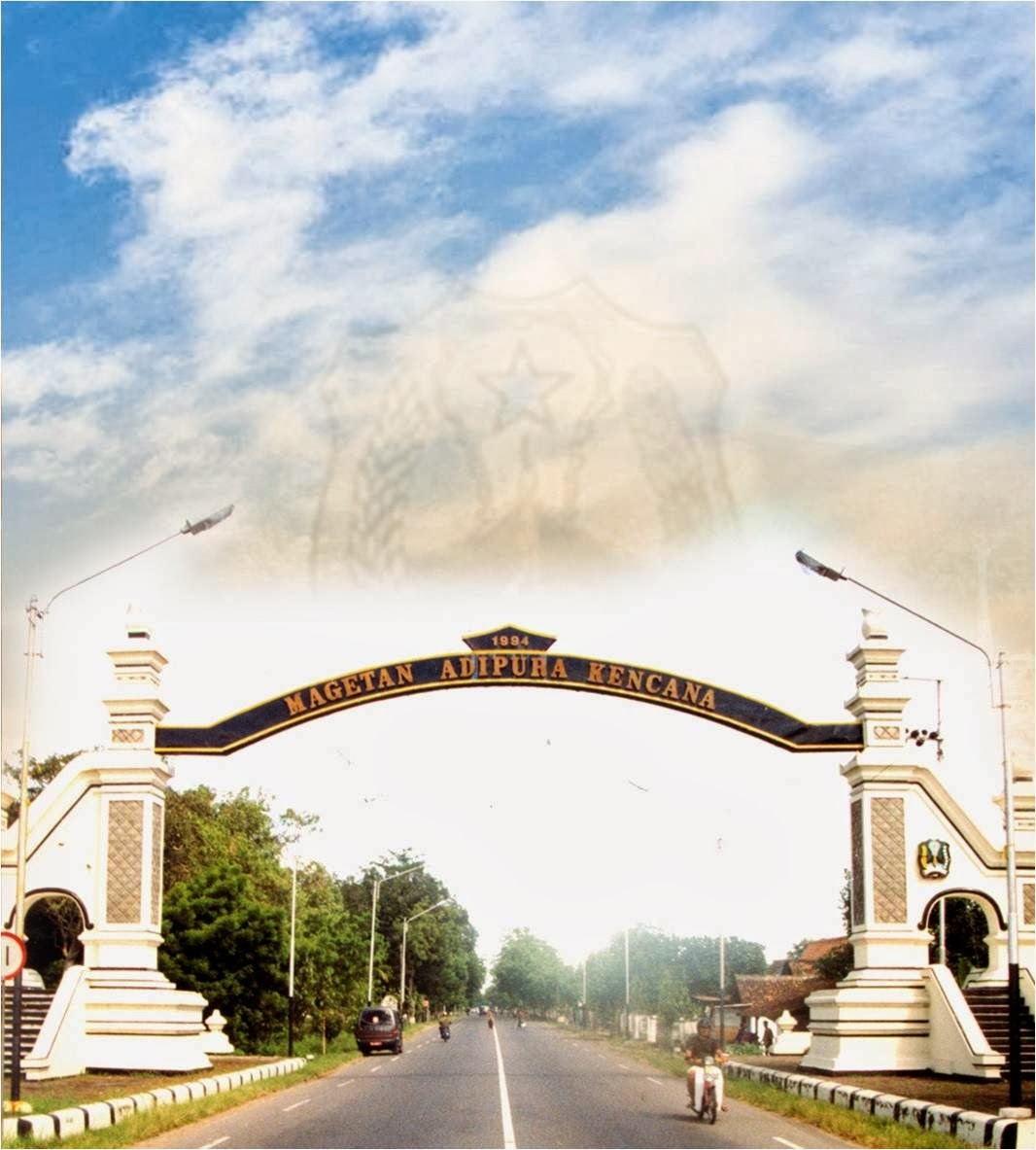 Potensi Wisata Alam Kabupaten Magetan Daviq Nuansa Taman Ria Maospati