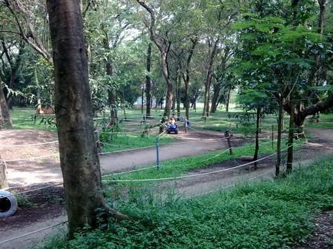Taman Wisata Magetan Kolam Renang Ria Tak Terdapat Berbagai Permain
