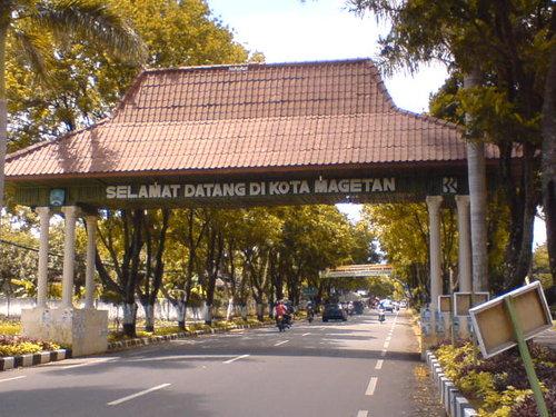 Wer Serbi Kabupaten Magetan Sebuah Provinsi Jawa Timur Indonesia Ibukotanya