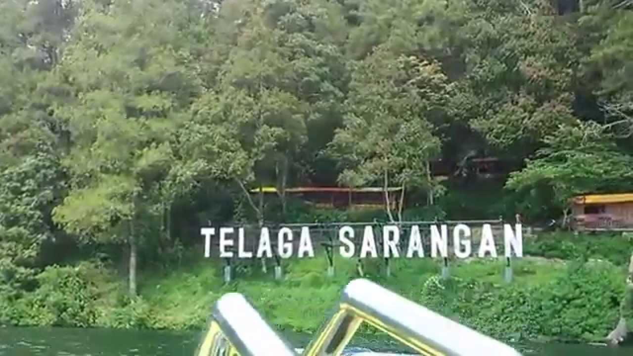 Fasten Seat Belt Telaga Sarangan Magetan Obyek Wisata Andalan Kabupaten