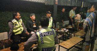 Polsek Plaosan Himbau Tukang Parkir Taman Sarangan Lebih Unit Patroli