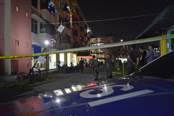 Siaga 1 Pascateror Bom Surabaya Polres Magetan Gelar Razia Sarangan