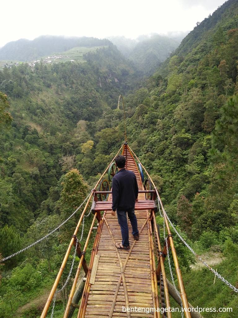 Taman Wisata Genilangit Benteng Magetan Sarangan Kab