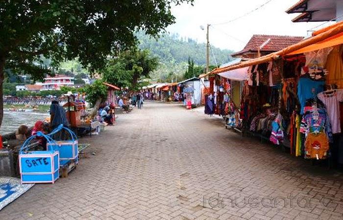 Taman Wisata Magetan 2017 Penjual Makanan Sofenir Telaga Sarangan Kab