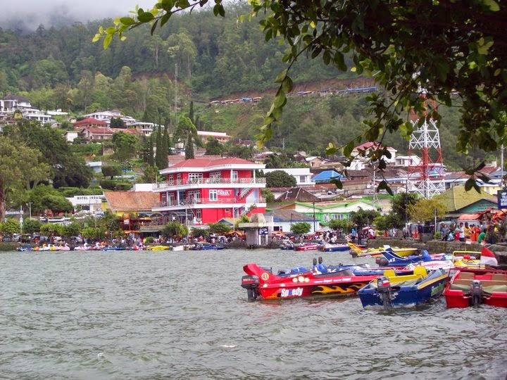 Tempat Wisata Indonesia Telaga Sarangan Taman Kab Magetan