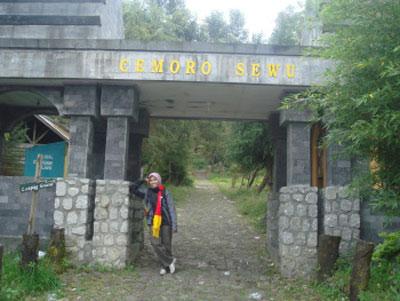 Trimakasih Te Gerbang Pendakian Cemoro Sewu Melawati 5 Pos Wesen