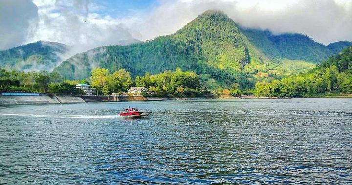 Wisata Hits Magetan Taman Sarangan Kab