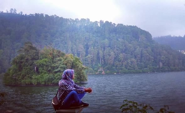 Wisata Telaga Sarangan Kabupaten Magetan Taman Kab