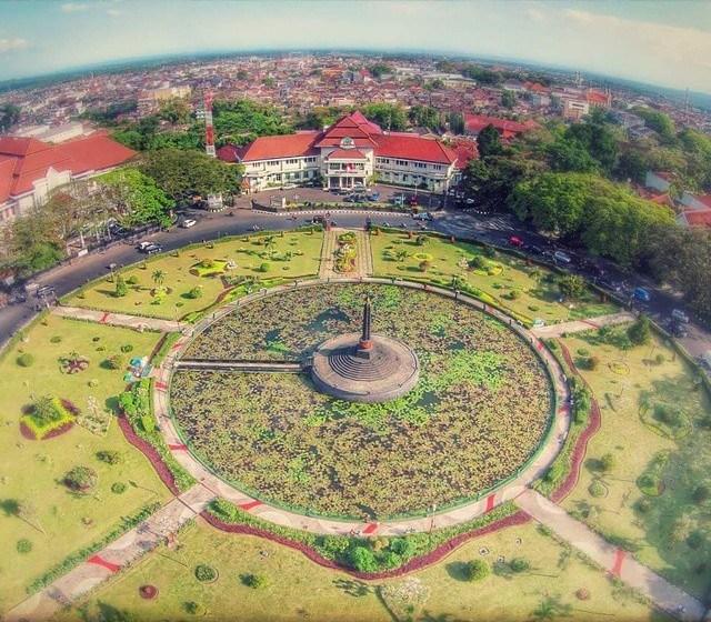 7 Foto Drone Aerial Photography Malang Raya Ilovemalang Net Alun