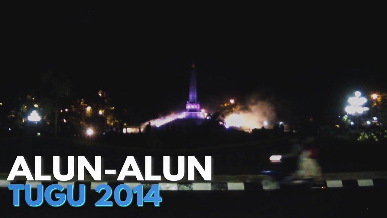 Alun Tugu Kota Malang 2014 Youtube Balai Kab