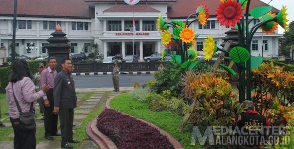 Alun Tugu Media Center Kendedes Info Publik Kota Malang Klojen