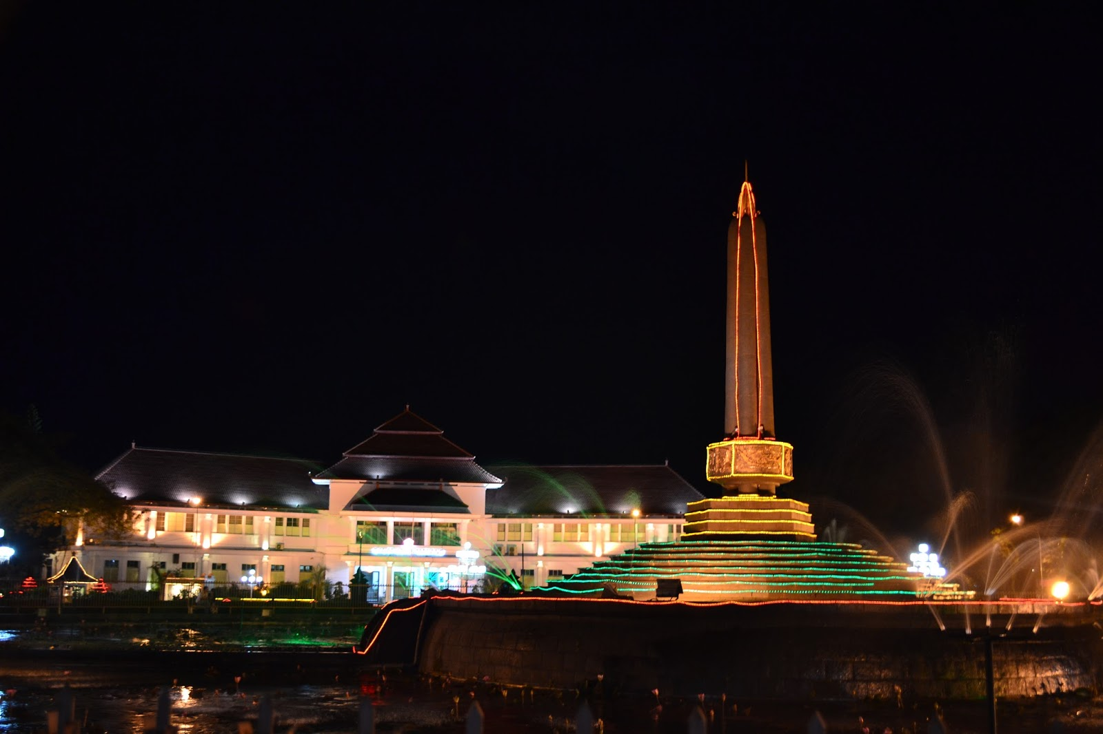 Daftar Nama Tempat Wisata Kota Malang Bukan Sekedar Blog Alun