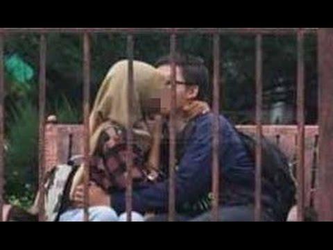 Heboh Tak Canggung Ciuman Nafsu Taman Tugu Kota Malang Pasangan