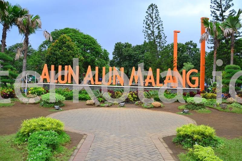 Kisah Alun Kota Malang Terakota Setelah Direvitalisasi Jadi Salah Satu