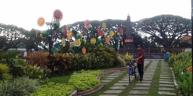 Kota Malang Menuju Adipura Paripurna Malangvoice Alun Tugu Salah Satu