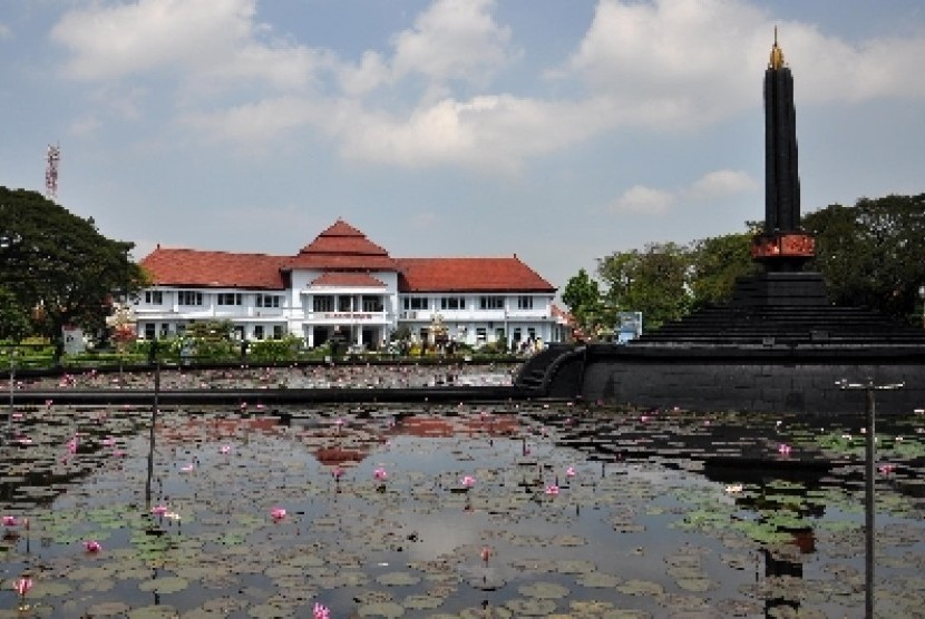 Malang Menjadi Tuan Rumah Hari Sampah Nasional Republika Online Alun