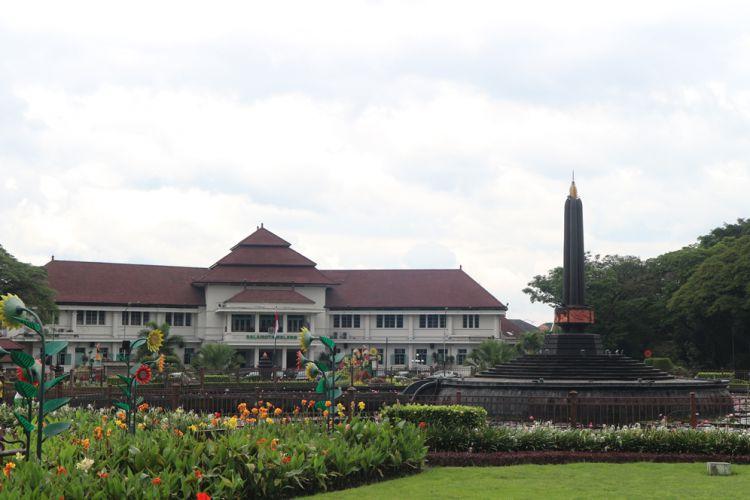 Malang Merdeka Tugu Kemerdekaan Kota Bukan Sebatas Monumen Alun Balai