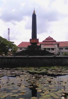 Wisata Terindah Sejarah Alun Tugu Balaikota Malang Balai Kota Kab