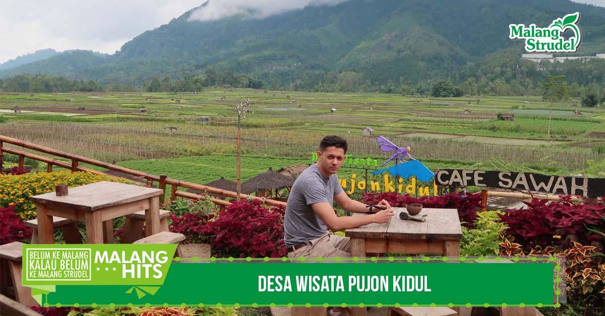 Desa Wisata Pujon Kidul Jadi Destinasi Favorit Andrew Andika Cafe