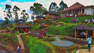 Potret Ideal Desa Wisata Cafe Sawah Pujon Kidul Kecamatan Satu
