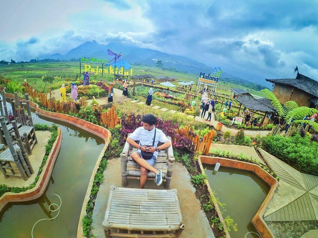Zulfikriprayogi 96 Nikmati Nikmatnya Nikmat Loc Malang Cafe Sawah Pujon