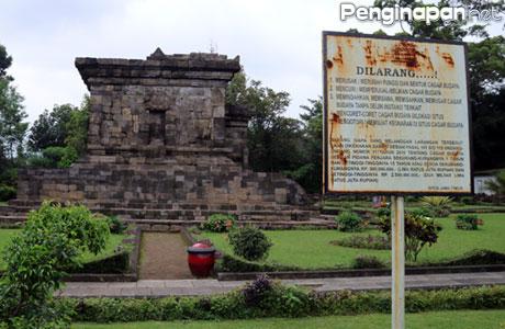 Berwisata Belajar Sejarah Candi Badut Tertua Jawa Wisata Malang Kerajaan