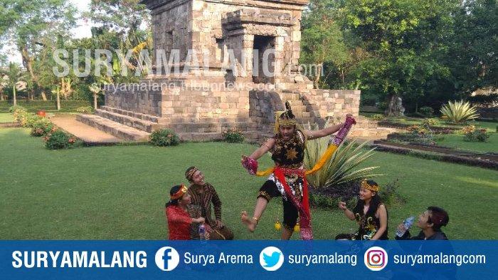 Candi Badut Kabupaten Malang Dikelola Pemprov Jatim Surya Kab