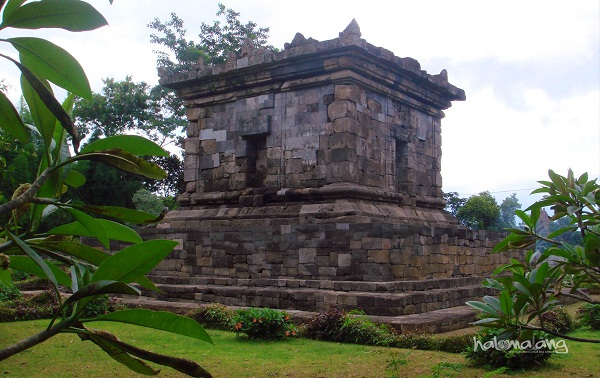 Candi Badut Performatif Nusantara Halomalang Situs Bersejarah Dibangun Era Kanjuruhan
