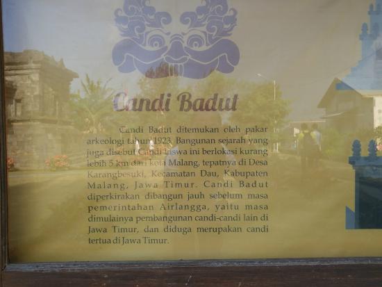 Candi Badut Picture Malang Tripadvisor Kab