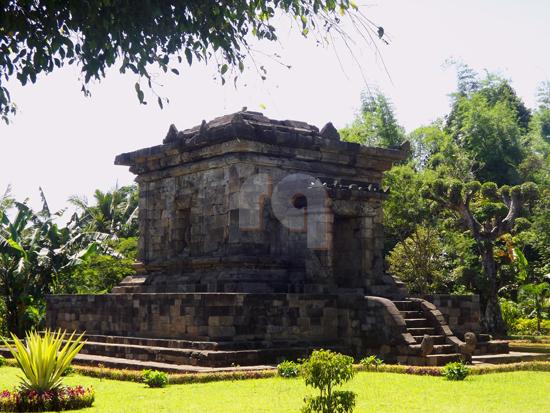 Candi Badut Wisata Sejarah Kota Malang Raleopaq Foto Tepatnya Kelurahan