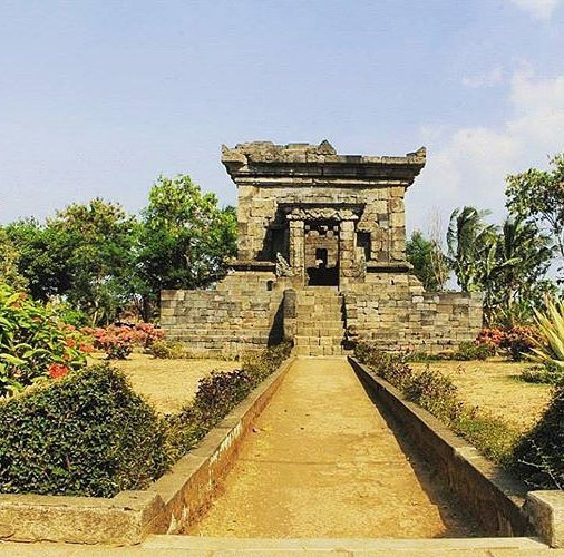 Hallo Selamat Siang Thks Badut Temple Malang East Jav Flickr