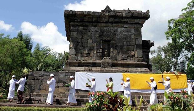 Jadikan Malang Kota Selfie Seniman Foto Candi Nasional Tempo Sejumlah