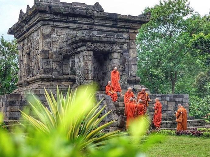 Keliling Candi Malang Raya Traveling Yuk Badut Image Source Terletak
