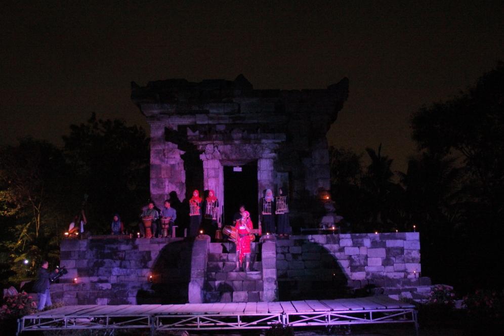 Malang Merdeka Candi Badut Sebagai Simbol Kebangkitan Budaya Kab
