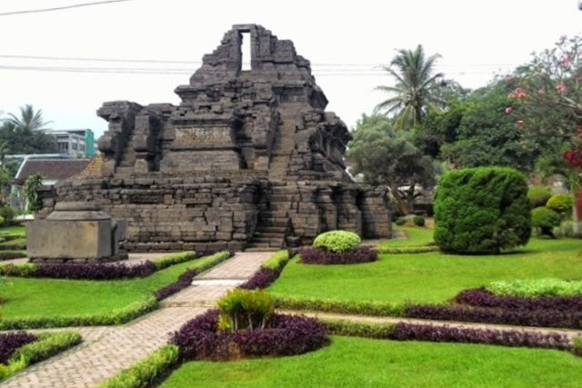 Malang Merdeka Menyambangi Peninggalan 6 Candi Bersejarah Jago Badut Kab