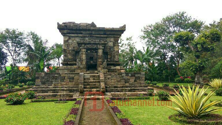 Mengenal Candi Badut Tertua Jawa Timur Satuchannel Kab Malang