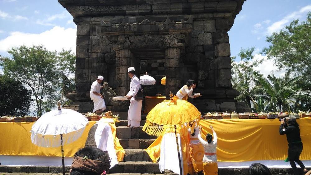 Toleransi Kebhinnekaan Demi Nkri Jadi Tema Khusus Perayaan Nyepi Umat