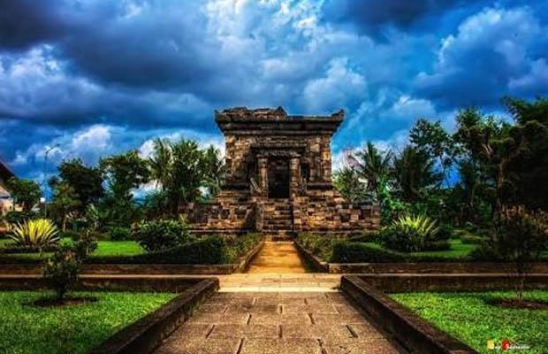Wisata Candi Badut Lepas Tangan Pemkab Malang Times Menjadi Cagar