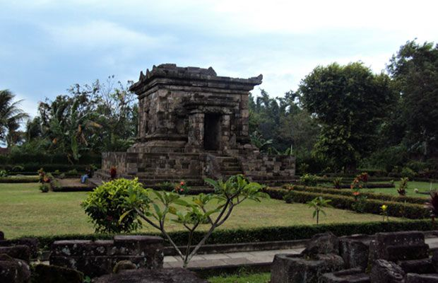 Wisata Keindahan Candi Badut Tetap Tak Mirip Malang Times Desa