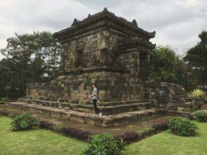 Yuk Berlibur Tempat Wisata Bersejarah Candi Badut Amazing Malang Salah