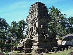 Candi Kidal Salah Satu Bersejarah Malang Jawa Timur Singosari Kab