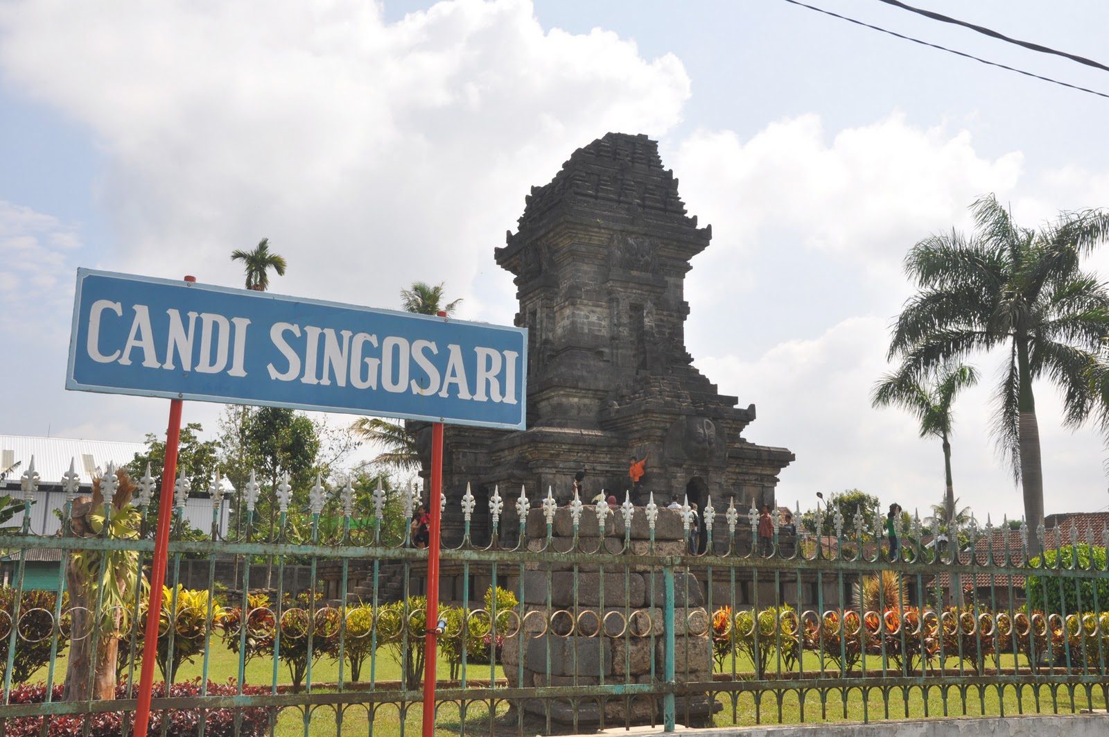 Candi Singosari Ibu Kota Kerajaan Besar Abad 10 Wisata24 Kab
