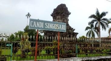 Candi Singosari Malang Jawa Timur Wongcrewchild Kab
