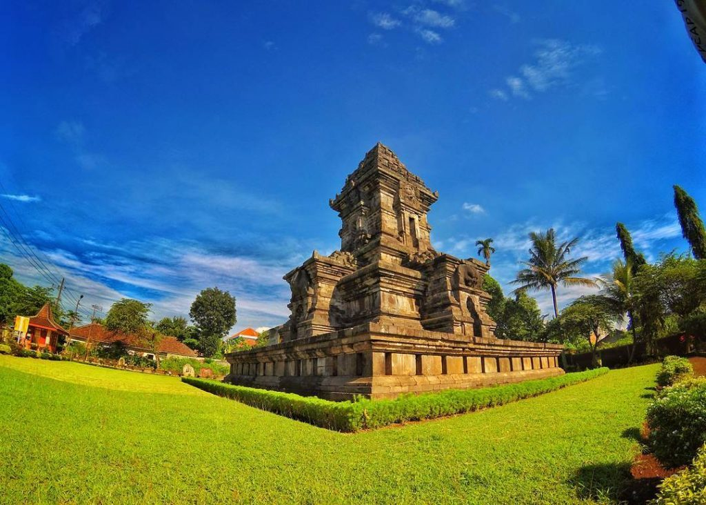 Candi Singosari Malang Wisata Sejarah Peninggalan Kerajaan Kab