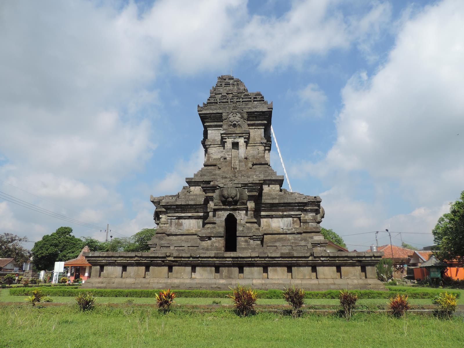 Legenda Candi Singosari Alamasedy Diperkirakan Dibangun 1300 Kab Malang