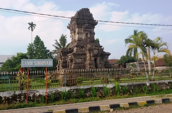 Mengenal Candi Singosari Super Radio Sr Malang Peninggalan Bersejarah Cukup