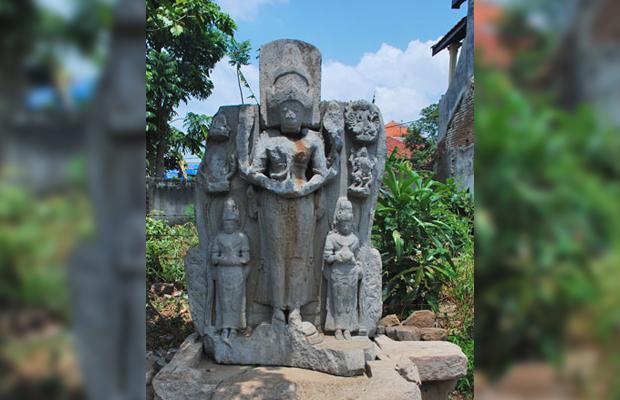 Peristiwa Menengok Situs Singosari Mozaik Sejarah Berdirinya Arca Dewi Parwatidi