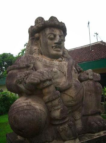 Singosari Temple Candi Kidal Salah Satu Kecamatan Kabupaten Malang Terletak